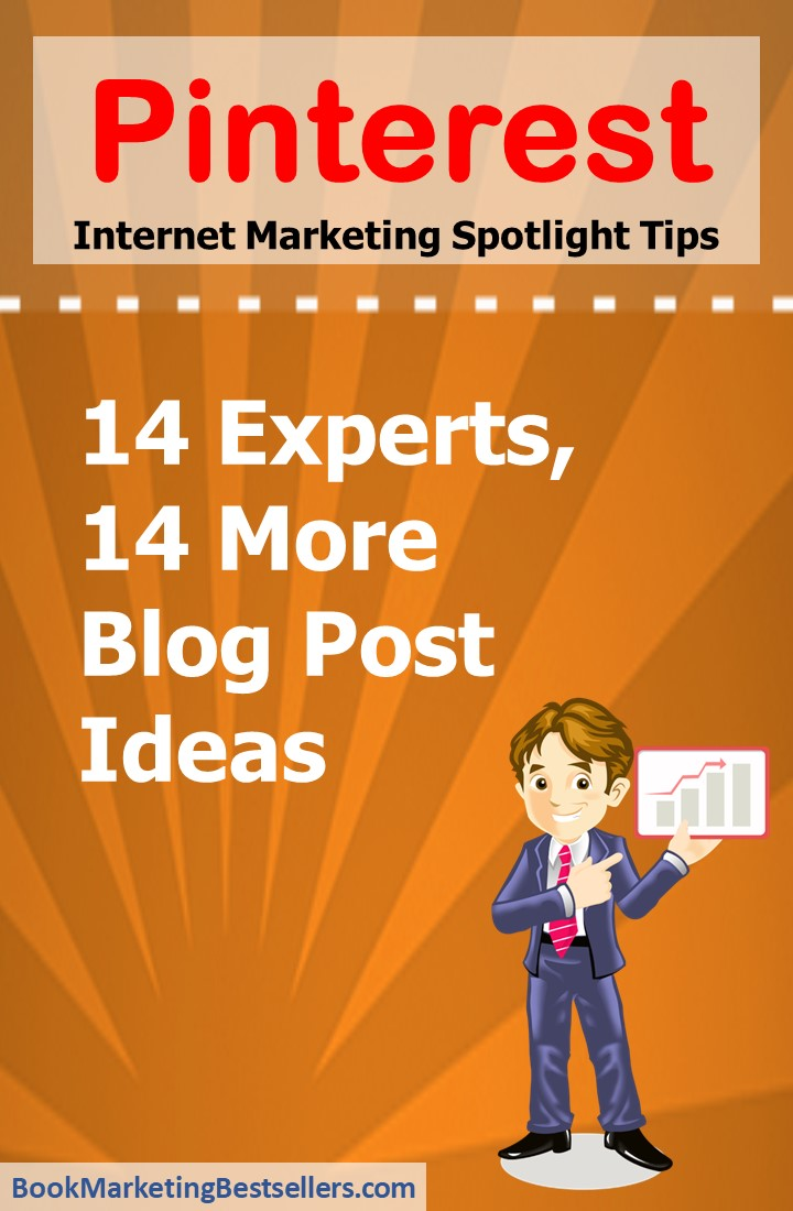 14 Blog Post Ideas from 14 Blogging Experts: When you can't think about something to blog about, use these suggestions from 14 blogging experts to help you come up with a new blog post.