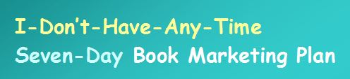7-Day Book Marketing Plan