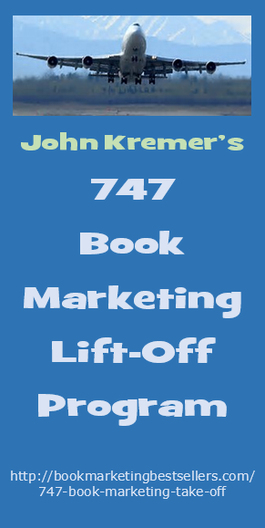 747 Book Marketing Lift-Off