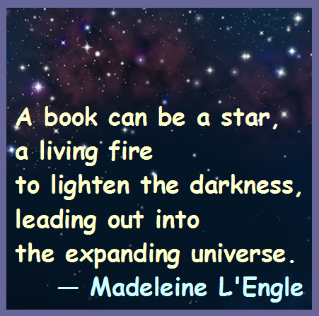 A Book Can Be a Star