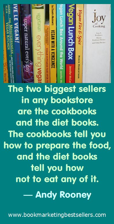 Andy Rooney on Cookbooks and Diet Books