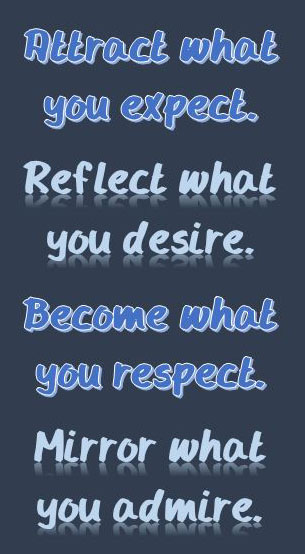 Attract What You Desire