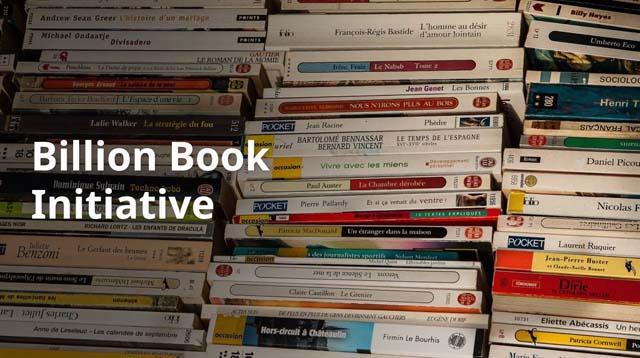 Billion Book Initiative - Book Marketing Bestsellers