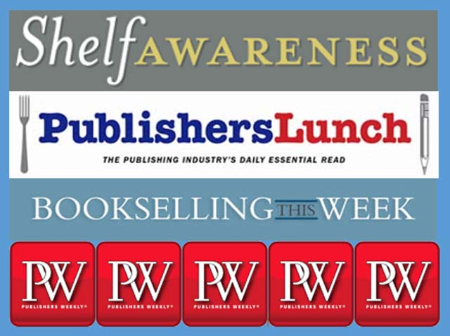 Book Industry Trade Publications: As an author, reader, self-publisher, or publisher of books, you should subscribe to and/or read these book industry publications. Most of the email newsletters are free. You can learn a lot about publishing and book marketing by reading these newsletters.