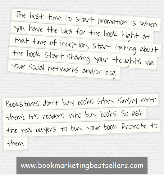 Book Promotion Simple