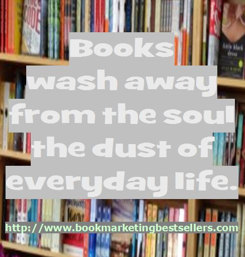 Books Wash Away