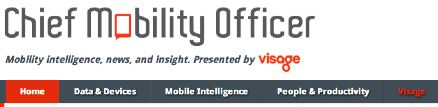 Chief Mobility Officer blog