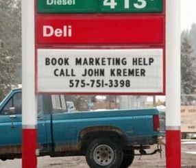 Gas Station Sign for blogging images