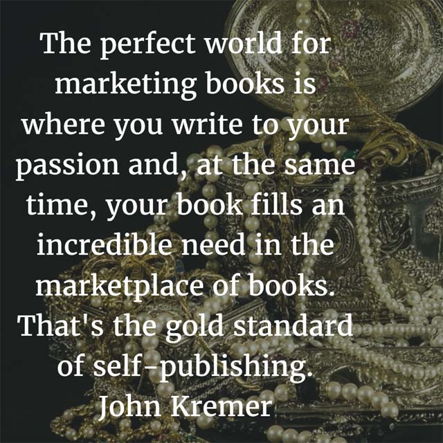 The Self-Publishing Gold Standard