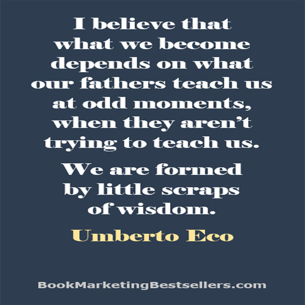 Umberto Eco on Wisdom