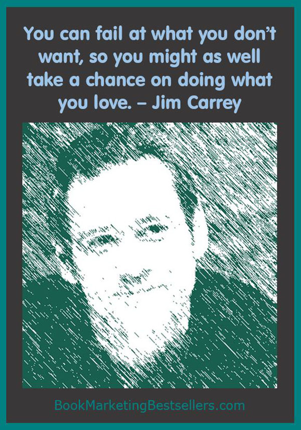 Jim Carrey on Doing What You Love