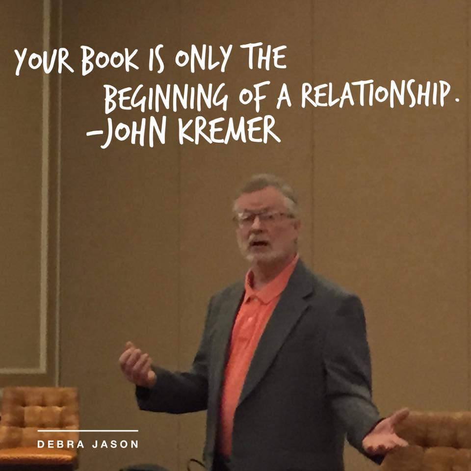 John Kremer on Relationships
