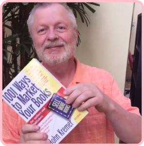 John Kremer, author of 1001 Ways to Market Your Books