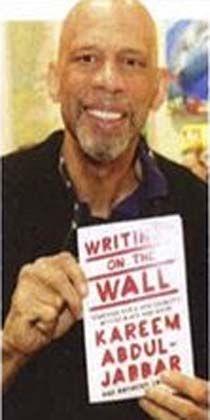 Kareem Abdul-Jabbar: Writings on the Wall