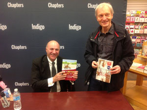 Kevin O'Leary and Ernie Zelinski