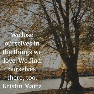 Kristin Martz on the Things We Love