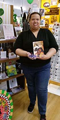 LeAnna Shields, author of The Clockworm Golem