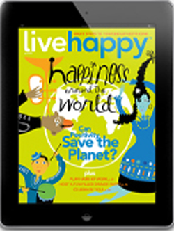 Live Happy Digital Edition
