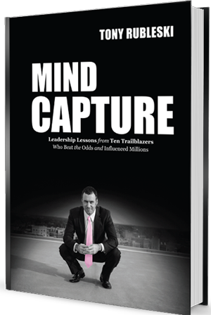 Mind Capture by Tony Rubleski