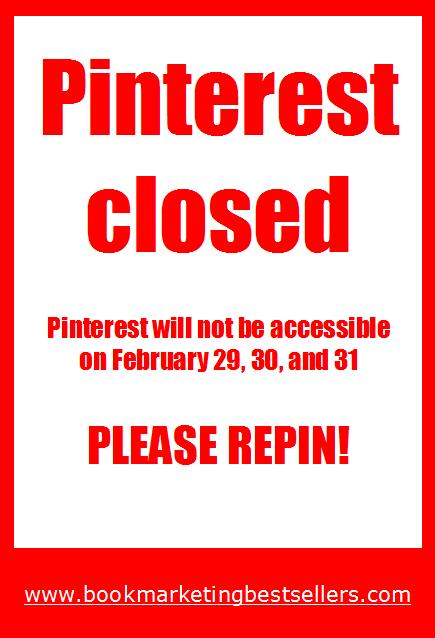Pinterest Closed