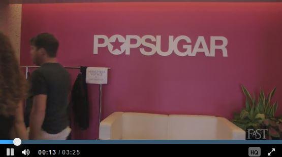 PopSugar Banner