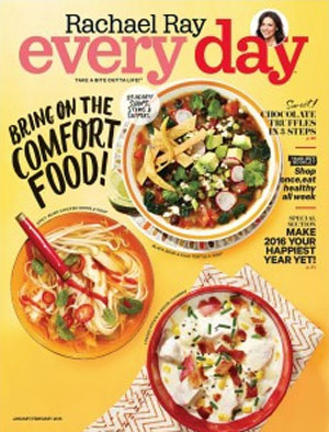 Rachel Ray Every Day magazine