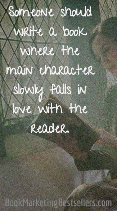 Fall in Love with Your Readers