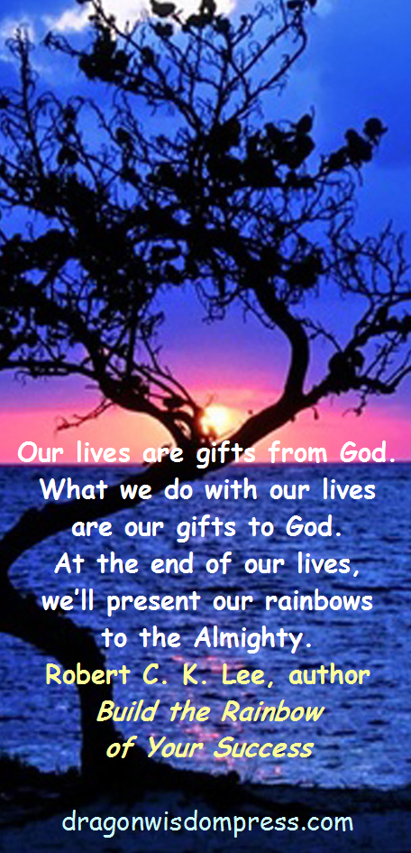 Robert Lee on the Gifts to God
