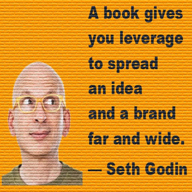 Seth Godin's Advice for authors