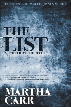 The List by Martha Carr