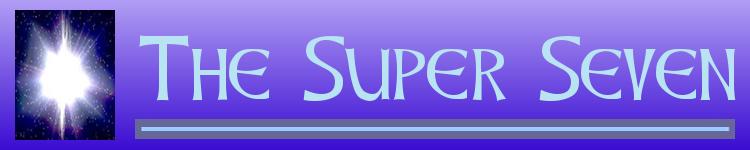 The Super Seven: Book One