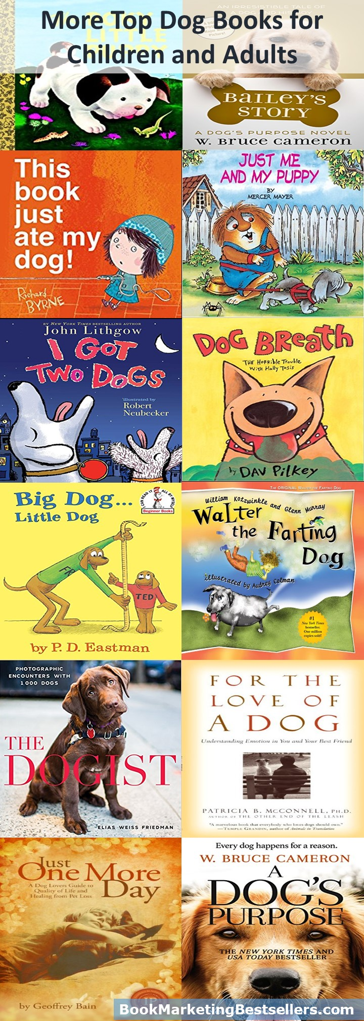 Top Doggie Books