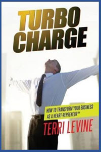 Turbocharge by Terri Levine