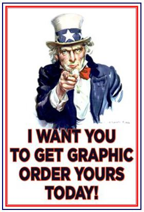 Uncle Sam I Want You blogging image