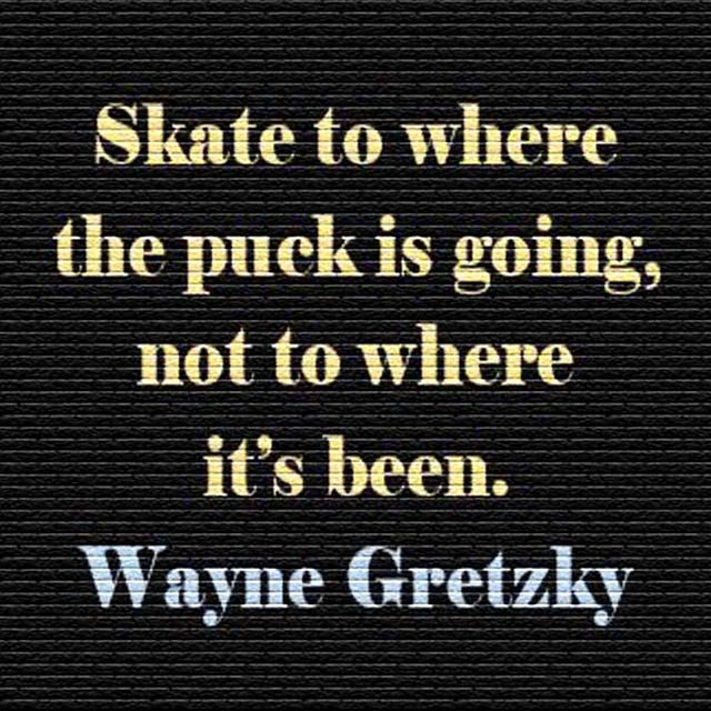 Wayne Gretzky: On Making Choices