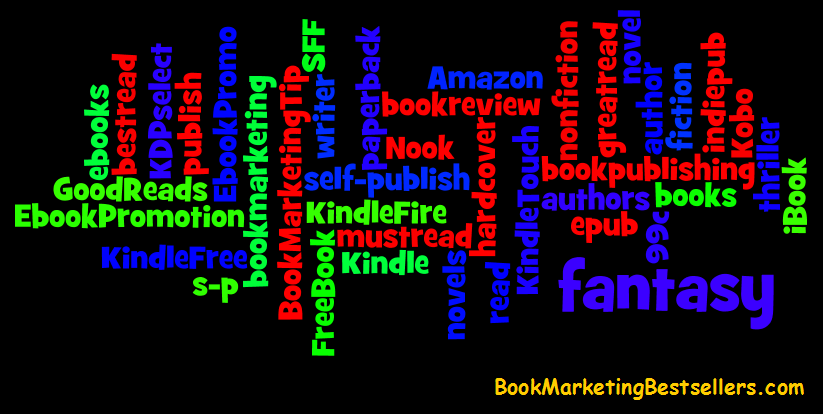 Hashtags for Book Authors