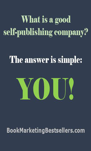 You Are a Self-Publisher