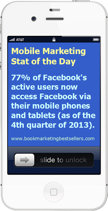 Mobile Marketing Stat of the Day #18