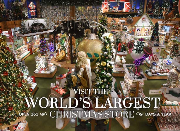 Christmas Gift Shops (and Other Holiday Gift Shops)
