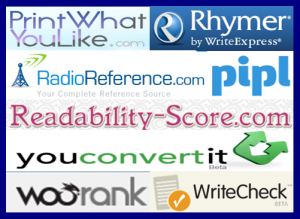 useful websites for book authors