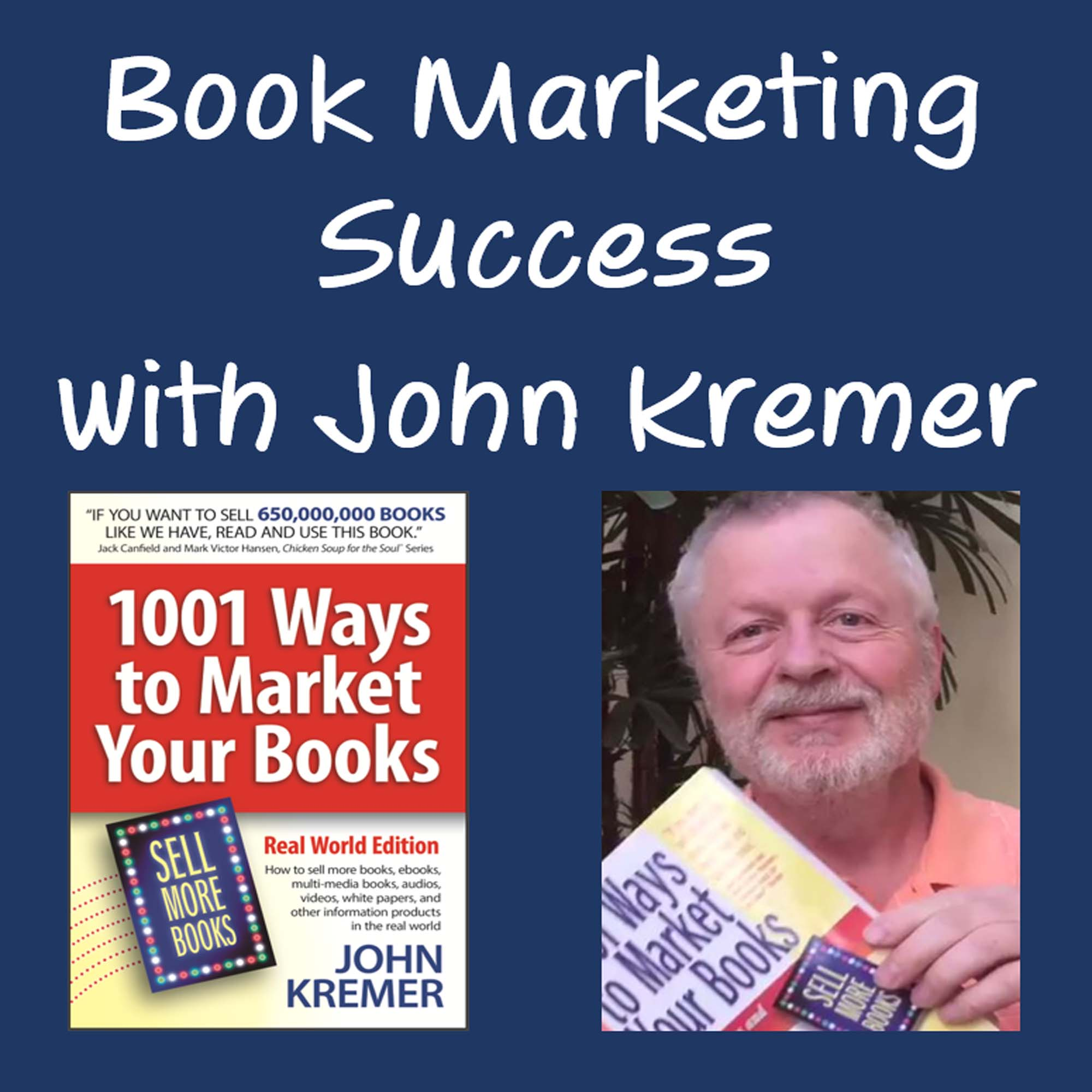 Book Marketing Success Podcast