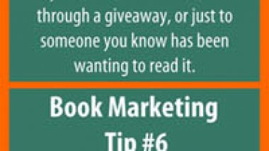 10 Book Marketing Tips