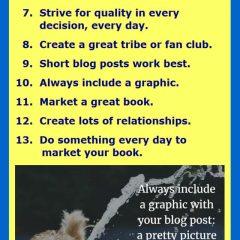 John Kremer's 13 Keys to Self-Publishing