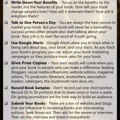 8 Book Marketing Tips from John Kremer