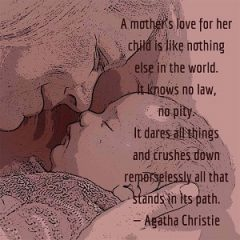 A Mother's Love by Agatha Christie