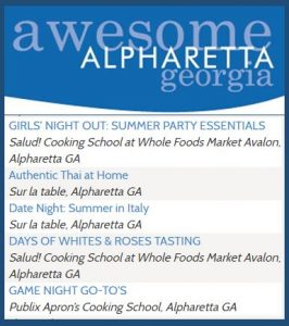 Awesome Alpharetta: Speaking Opportunities in Georgia