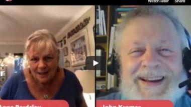 John Kremer interviews Anne Bardsley