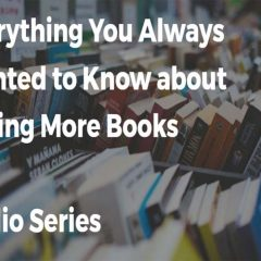 Book Marketing Audio Series