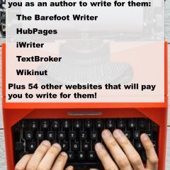Author Payment Sites