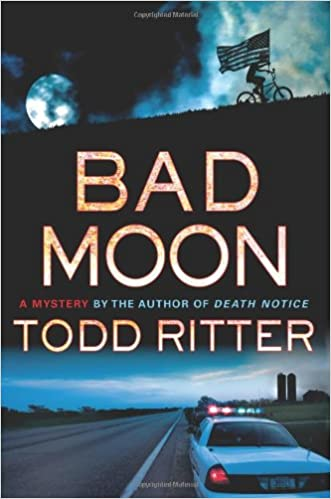 Bad Moon by Todd Ritter Book Cover